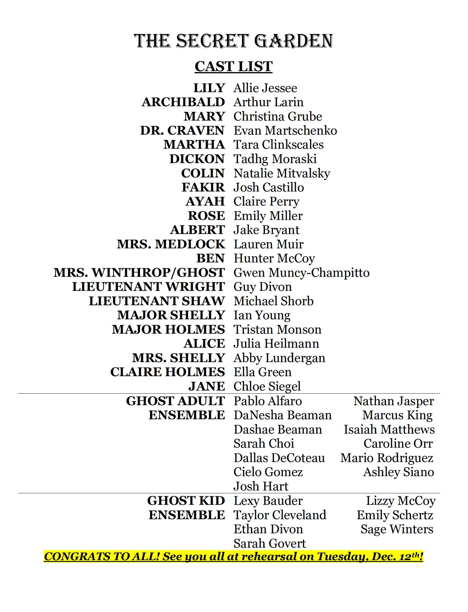 Some countries The voyeur cast list feels