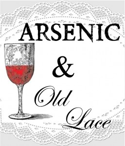 Arsenic and Old Lace [October 2015]
